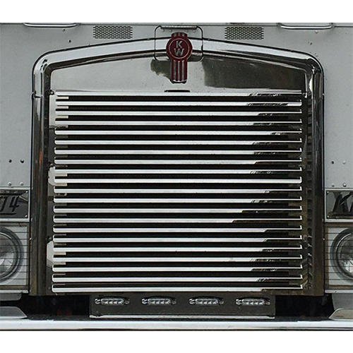 Louvred Grill Kit To Suit Kenworth 104/104B/108