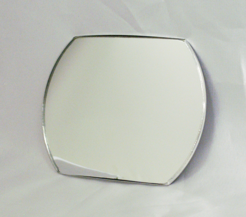 Mirror 140 x 100mm spot stick on for Miroir 140 x 100