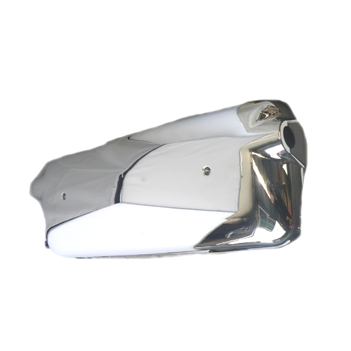Mirror Complete Chrome To Suit Freighliner Left