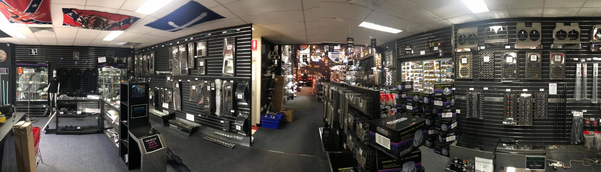 Truckers Toy Store - Melbourne Store