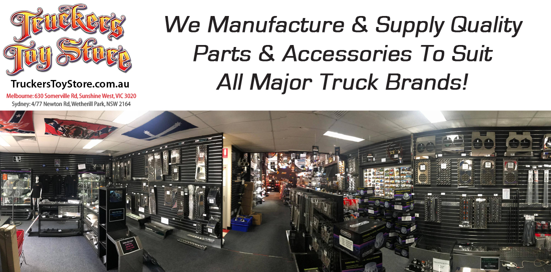 Truckers Toy Store - Truck Accessories To Suit All Major Truck Brands