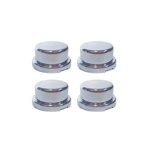 Nut Cover Bumper Bolt Top Hat 3/4 4 pack
