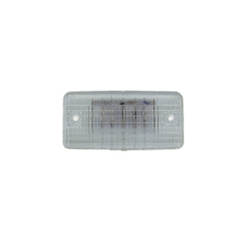 LED Light Multivolt Clear/Amber Freightliner