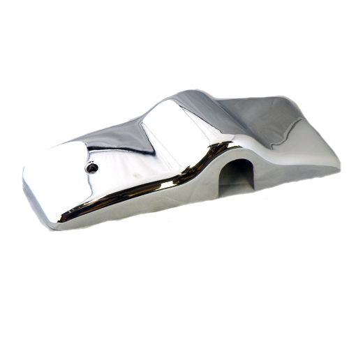 Mirror Post Cover Chrome Right suitable for Freightliner Century
